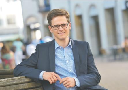 Paderborn's MP Carsten Linnemann