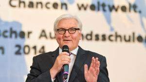 Foreign Minister Frank‑Walter Steinmeier