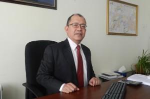 Yenten Lama, CEO of The First MicroFinanceBank