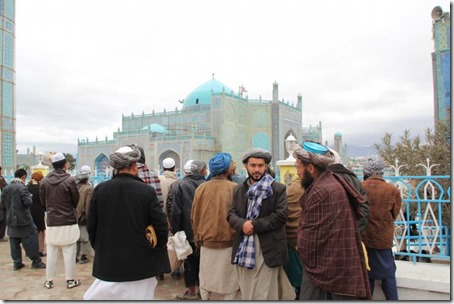 Sufism in Afghanistan is not an elite phenomenon, but instead permeates all social strata