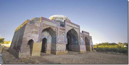 Dabgir Mosque in Thatta.