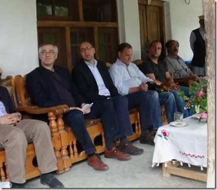 KFW team visited Chitral