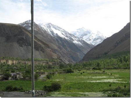 Moorkhun Village