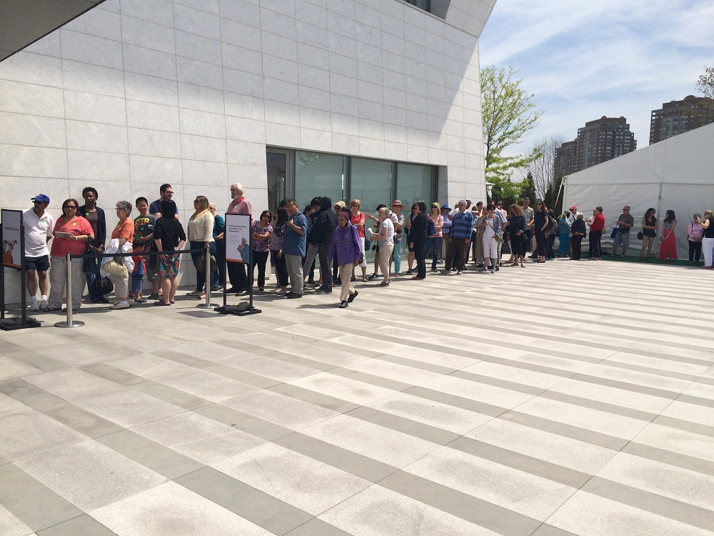 May 24th 2015, Toronto's 16th Annual Doors Open. The Aga Khan Museum.  Photo: Malik Merchant / Simerg. Copyright