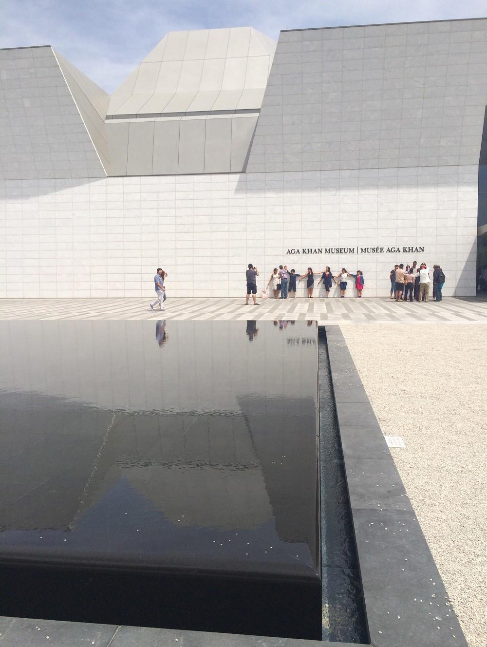 May 24th 2015 – Toronto's 16th Annual Doors Open. The Aga Khan Museum. Photo: Malik Merchant / Simerg. Copyright