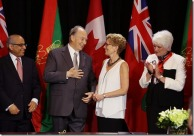 Ontario Signs Agreement of Cooperation with the Ismaili Imamat