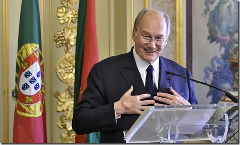 In his remarks, Mawlana Hazar Imam thanked the government for inviting the Ismaili Imamat to establish its permanent Seat in Portugal