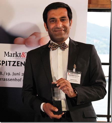 zählt Rahman Jamal mittlerweile zum weltweiten Management-Team von NI.