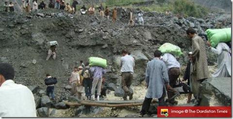 FOCUS Volunteers in Chitral