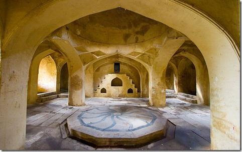 Hyderabad's Golconda Tombs, which have been restored by the Aga Khan Foundation