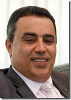 Prime Minister Mehdi Jomaa
