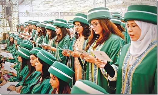 Over 350 students get degrees at AKU convocation