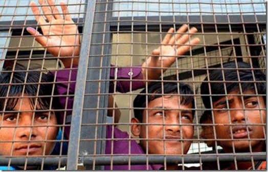 Imprisonment of Christian prisoners in Lahore, Pakistan