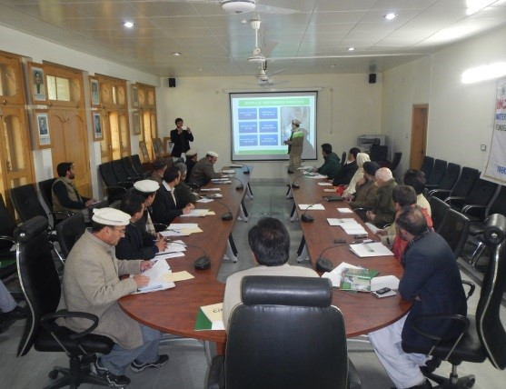 Aga Khan Rural Support Programme (AKRSP) Chitral Region held an inception and planning workshop with District Government at the Deputy Commissioner