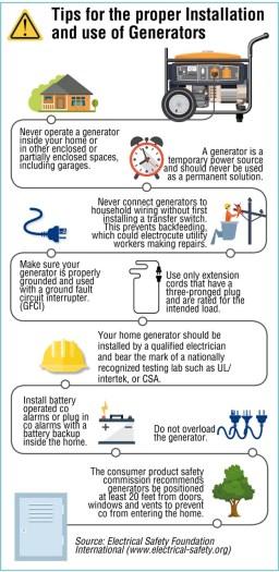 Tips to install generators