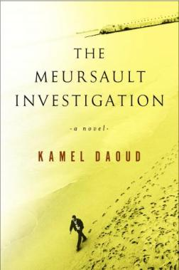 Kamel Daoud book which was read in Cologne, Germany