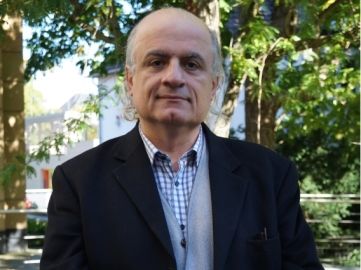 Nasser Rabbat, the Aga Khan Professor for Islamic Architecture at MIT