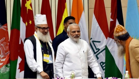 Prime Minister Narendra Modi on Thursday inaugurated the World Sufi Forum
