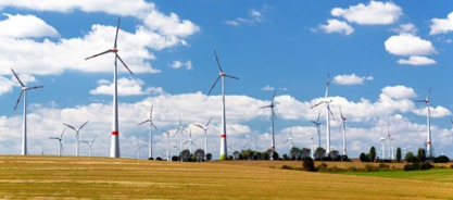 Using the power of the wind Photo- industrieblick_Fotolia