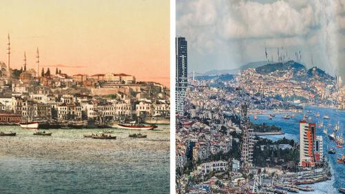 Istanbul-then and now