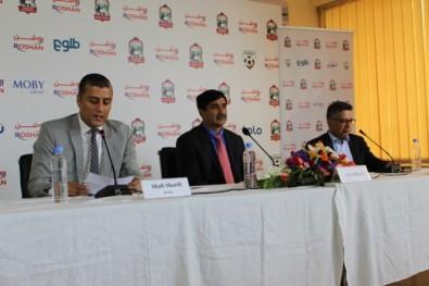 The Afghanistan Football Federation (AFF