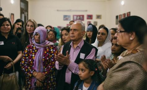 The Make Love Not Scars Rehabilitation Center grand opening Credit- Avirat Sundra