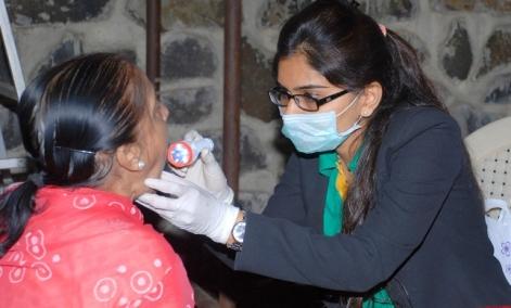 Aga Khan Health Board programme in India