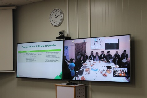 Video Conference, AKF USA