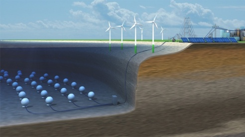 © HOCHTIEF Solutions - Storing Energy at Sea