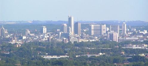 Essen-Panorama
