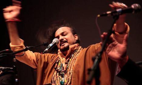 Famous Sufi Qawal Amjad Sabri