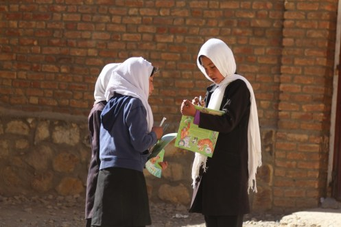 In 2009, with funding from the Government of Canada, AKF started the Girls' Education Support Programme (GESP) in three remote provinces in Afghanistan: Badakhshan, Bamyan and Baghlan. AKDN / Kapila Productions