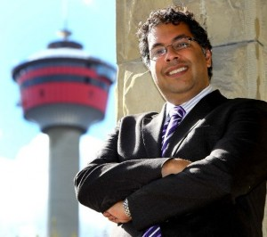 Naheed Nenshi Mayor of Calgery