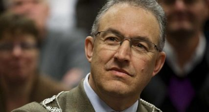 Rotterdam's Ahmed Aboutaleb has been mayor of Rotterdam since 2009.