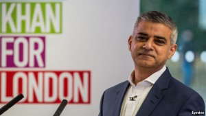 Sadiq Khan Mayor of London