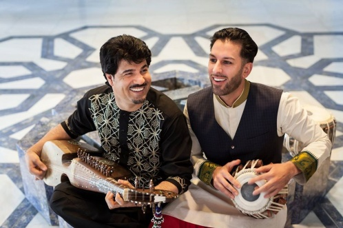 Homayoun Sakhi and Salar Nader