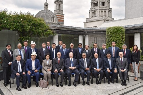 Kyrgyz Government Delegation meets with AKDN institutions during visit to London