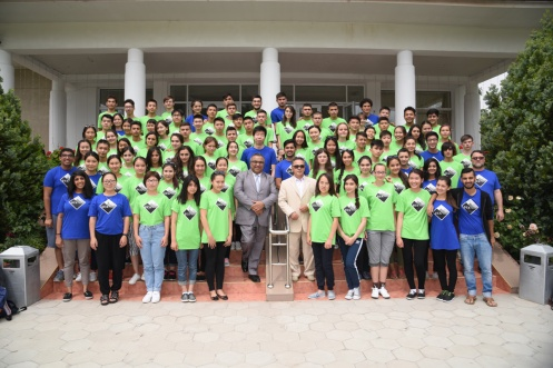 Second UCA Summer Camp Welcomes Grade 10 Students from the Region