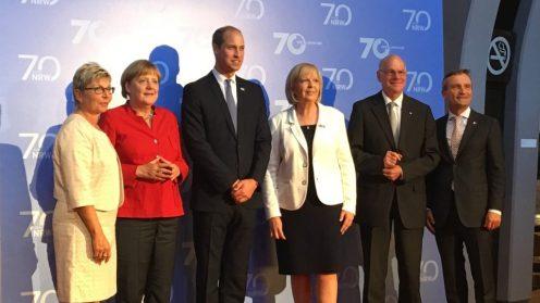 70th Birthday of NRW