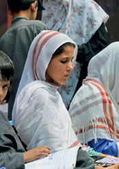 AKU helped increase enrolment and enhance learning for both girls and boys in local schools in Pakistan's Diamer Distric