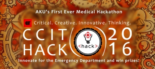 AKU's first-ever Hackathon brings together a variety of experts to solve pressing problems in the city's emergency room facilities.