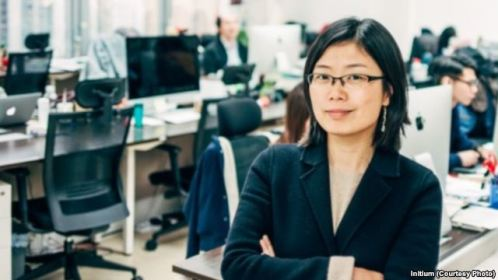 Annie Zhang, Initium Chief Editor