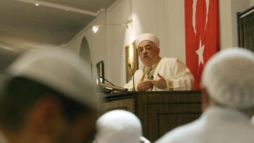 DITIB imams