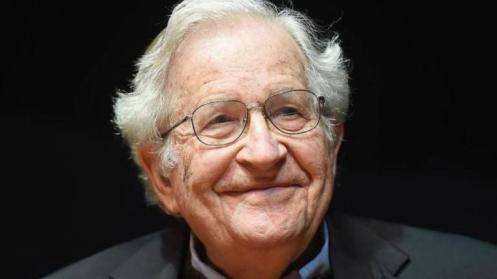 Noam Chomsky in interview
