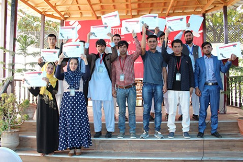 Roshan's scholarships to Afghan Students