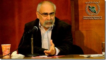 The Iranian religious scholar Seyed Mostafa Azmayesh