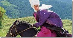 Kurmanjan Dakta- Queen of the Mountains