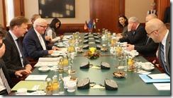 Meeting of the German-Palestinian Steering Committee