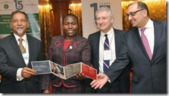 15 year partnership between AKU, AKDN and the Trust.