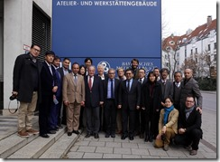 Bamiyan Expert Working Group Meeting met in Germany